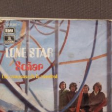 Discos de vinilo: LONE STAR: SOÑAR, LAS CAMPANAS DE LA CATEDRAL. Lote 221108417