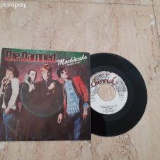 """Dischi in vinile: THE DAMNED ?– MACHÁCALO = """"SMASH IT UP""""-SINGLE ESPAÑA-1979- CHISWICK RECORDS ?– 02.1424/3, MOVIEPLAY. Lote 221110703"""