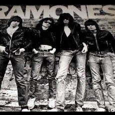 Discos de vinilo: V1265 - RAMONES. RAMONES. LP VINILO. Lote 221111498
