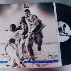 Disques de vinyle: EROS RAMAZZOTTI-LP TODO HISTORIAS-LETRAS-NUEVO. Lote 221112223
