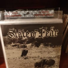 Discos de vinilo: STATE OF FEAR / WALLOW IN SQUALOR / PROFANE EXISTENCE 1995. Lote 221118191