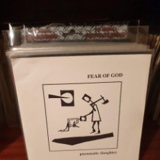 Discos de vinilo: FEAR OF GOD / PNEUMATIC SLAUGHTER / ANOMIE RECORDS 1994. Lote 221119418