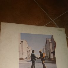 Discos de vinilo: DISCO VINILO, PINK FLOYD, WISK YOU WERE HERE, IDEAL COLECCIONISTA. Lote 221120123