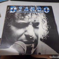 Discos de vinilo: DYANGO - ENTRE UNA ESPADA Y LA PARED. Lote 221120381