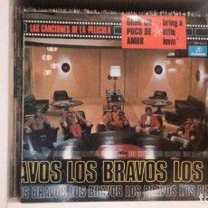 Discos de vinilo: BRAVOS - BRING A LITTLE LOVIN´. Lote 221123142