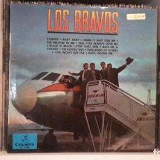 Discos de vinilo: BRAVOS - TRAPPED. Lote 221123296