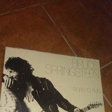 Discos de vinilo: DISCO VINILO, BRUCE SPRINGSTEEN, BORN TO RUN, IDEAL COLECCIONISTA. Lote 221124512