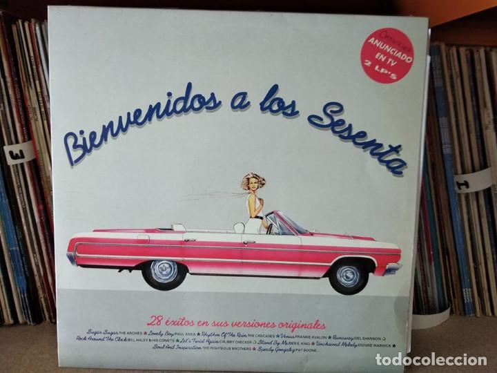 BIENVENIDOS A LOS SESENTA - AÑO 1991 (Música - Discos - LP Vinilo - Otros estilos)