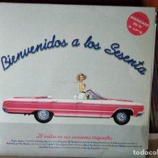 Disques de vinyle: BIENVENIDOS A LOS SESENTA - AÑO 1991. Lote 221125052