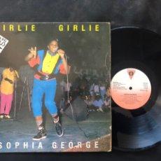 Discos de vinilo: SOPHIA GEORGE ?– GIRLIE GIRLIE. Lote 221129453