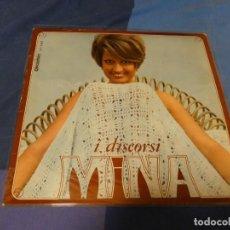 Discos de vinilo: EXPRO LP 1969 MINA I DICORSI BUEN ESTADO Y MUY BONITO. Lote 221130326