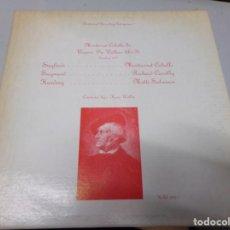Discos de vinilo: MONTSERRAT CABALLÉ IN WAGNER : DIE WALKURE 1977. Lote 221134033