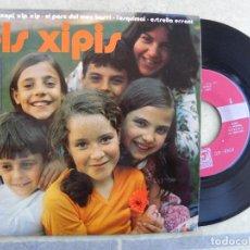 Discos de vinilo: ELS XIPIS -XEPI XEPI XIP XIP -EP 1971. Lote 221138853