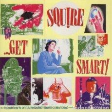 Discos de vinilo: LP SQUIRE THE GET SMART VINILO MOD LTD 500. Lote 262893735