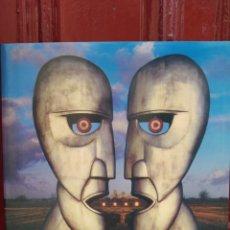 Discos de vinilo: PINK FLOYD -THE DIVISION BELL . LP VINILO GATEFOLD - PORTADA ABIERTA - NUEVO A ESTRENAR. Lote 221145800