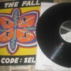 Discos de vinilo: THE FALL ?– CODE: SELFISH 1992 COG SINISTER R2 ORIGINAL ENGLAND. Lote 221148415