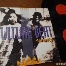 Disques de vinyle: CULTURE BEAT ?– SERENITY- 2 LP-ESPAÑA-1993- DANCE POOL ?– DAN 474101 1. Lote 221148693