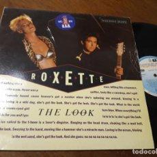 Discos de vinilo: VINILO MAXI. ROXETTE - THE LOOK. EDICIÓN ESPAÑOLA.. Lote 221151526