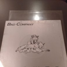 "Discos de vinilo: BAD COMPANY "" RUN WITH THE PACK "". Lote 221159017"