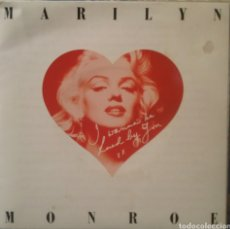 Discos de vinilo: MARILYN MONROE. EP. SELLO UNITED ARTISTS RÉCORDS. EDITADO EN INGLATERRA.. Lote 221161260