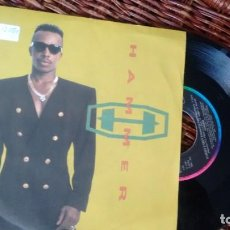 Discos de vinilo: SINGLE ( VINILO) DE HAMMER AÑOS 90. Lote 221227196