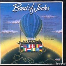 Discos de vinilo: BAND OF JOCKS – GOOD TIMES / ITALO-DISCO, DISCO. Lote 221230205