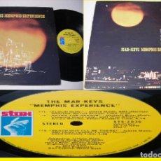 Discos de vinilo: THE MAR-KEYS LP MEMPHIS EXPERIENCE IN SHRINK MEMPHIS SOUL STAX ST 2036. Lote 221231541