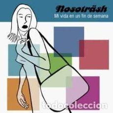 Discos de vinilo: NOSOTRASH, MI VIDA EN UN FIN DE SEMANA.. Lote 221236348