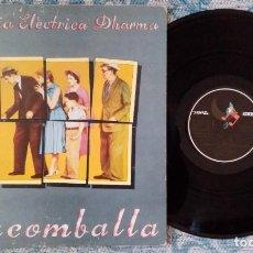 Discos de vinilo: LP COMPANYIA ELÈCTRICA DHARMA - L'OU COM BALLA - ¡UNICO ENVIO A FINAL DE MES!. Lote 221236687