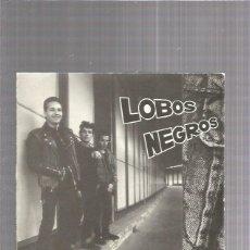 Discos de vinilo: LOBOS NEGROS GOLPES DE CORAZON. Lote 221246531