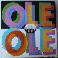 Discos de vinilo: OLE OLE - 1990 (LP HISPAVOX 1990) MARTA SANCHEZ. Lote 221246867