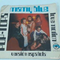 Discos de vinilo: MAMMY BLUES POP TOPS (3365). Lote 221249788