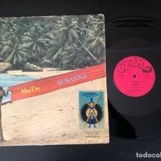 Discos de vinilo: MAY DAY – SUSANNA ITALO-DISCO 1984 RARO. Lote 221262655