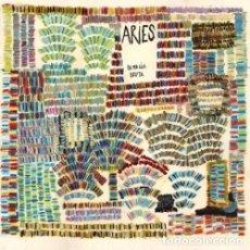 Discos de vinilo: LP ARIES LA MAGIA BRUTA VINILO COLOR. Lote 221264286