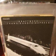 Discos de vinilo: KRAFTWERK / TRANS EUROPE EXPRESS / EDICIÓN FRANCESA / PATHE MARCONI 1977. Lote 221268561