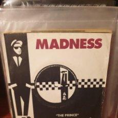 Discos de vinilo: MADNESS / THE PRINCE / EDICIÓN FRANCESA / CHRYSALIS 1979. Lote 221268975