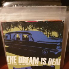 Discos de vinilo: THE DREAM IS DEAD / THE GATES OF SLUMBER / RELAPSE RECORDS 2007. Lote 221271736
