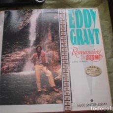 Discos de vinilo: EDDY GRANT ROMANCING THE STONE (LONG VERSION). Lote 221272728