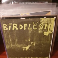 Discos de vinilo: BIRDFLESH / CARCASS GRINDER / DO YOU LOVE GRIND ? / EDICIÓN JAPONESA / U.W. 1999. Lote 221273342