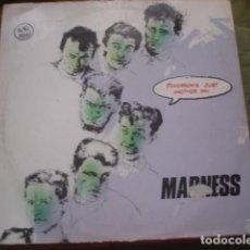 Discos de vinilo: MADNESS TOMORROW'S JUST ANOTHER DAY. Lote 221273650