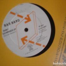 Discos de vinilo: RAH BAND DOWNSIDE UP. Lote 221279488