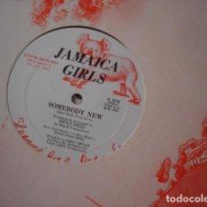 Discos de vinilo: JAMAICA GIRLS NEED SOMEBODY NEW. Lote 221280667