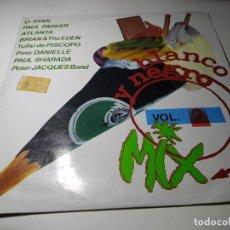 Discos de vinilo: LP - BLANCO Y NEGRO MIX VOL. 2 - LPMX-30 ( VG+/ VG+) SPAIN 1985. Lote 221286882