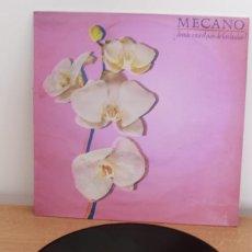 Discos de vinilo: MECANO - ¿DONDE ESTÁ EL PAÍS DE LAS HADAS? - 1983 - ESPAÑA - VG/VG+. Lote 221287126