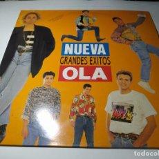 Discos de vinilo: MAXI - NUEVA OLA ?– GRANDES ÉXITOS - PT-43858 ( VG+/ VG+) SPAIN 1990. Lote 221299918