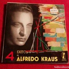 Discos de vinilo: ALFREDO KRAUS 4 EXITOS. Lote 221307378