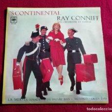 Discos de vinilo: RAY CONNIFF - 'S CONTINENTAL. Lote 221311348