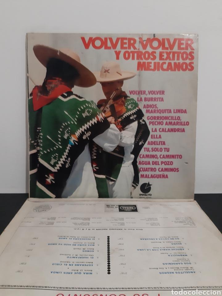 Discos de vinilo: LOTE BOLEROS Y RANCHERAS ANTONIO MACHIN ETC... - Foto 3 - 221311813