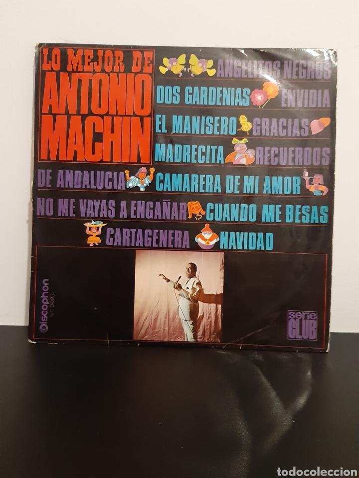 LOTE BOLEROS Y RANCHERAS ANTONIO MACHIN ETC... (Música - Discos - LP Vinilo - Grupos y Solistas de latinoamérica)