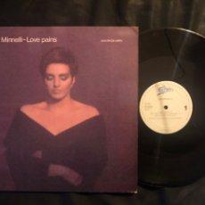 Discos de vinilo: LIZA MINNELLI ?– LOVE PAINS. Lote 221319845